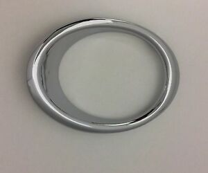 Driver Side Lh Fog Light Bezel Chrome Trim Ring For Ford Fusion 2013 2016