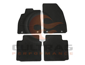 2013 2019 Cadillac Xts Genuine Gm Front Rear All Weather Floor Mats 22757756