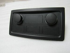 2001 2010 Bmw 5 Series E60 M5 Center Console Cigarette Lighter Trim Cover Oem