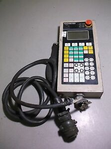 Teaching Box Operator Control Panel Switch Emergency Stop Weld Error free Ship