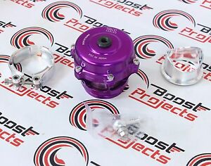 Tial Authentic Q Blow Off Valve 50mm Q Bov 11 Psi Spring Purple Aluminum Flange