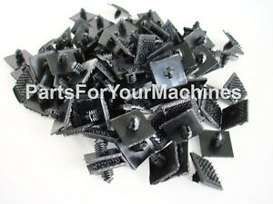 100 Velcro Snap Tabs Some Floor Machines Propane Burnishers 6e