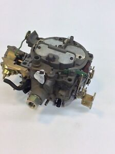 Nos Carter Quadrajet Carburetor 9042s 1974 Pontiac 455 Engine Auto Trans