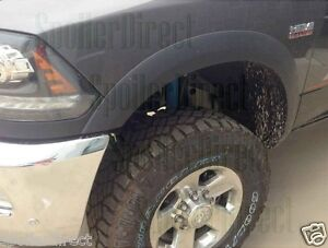 Factory Style Fender Flares For 2013 2014 2015 2016 Dodge Ram 2500 Ram 3500