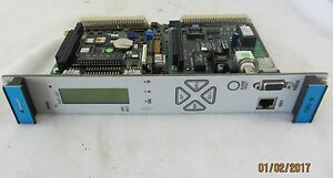 Vibrometer Vm600 Cpu M Modular Central Processing Unit Used
