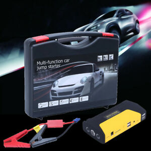 68800mah Usb Car Jump Starter Emergency Charger Booster Power Bank Battery Auto