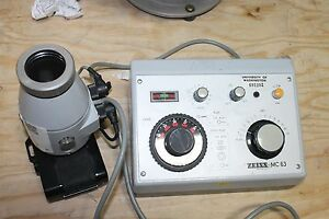 Carl Zeiss Mc 63 Camera Controller With Camera M35w