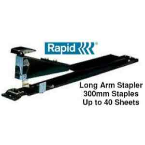 Stapler Rapid Hd 12 12 Long Arm Up To 40 Sheet Capacity weight 2 1 2 Pounds