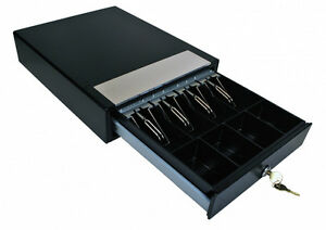 Lockable Manual Cash Drawer Free S H new Hp 121