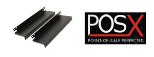 Ion c18a 1mount Under Counter Mounting Brackets For Pos x Ion18 Cash Drawer