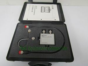 Agilent keysight 41952a Transmission Test Set