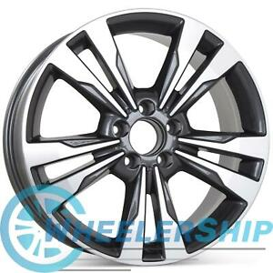 New 18 Alloy Replacement Wheel For Mercedes E 350 2014 2015 2016 Rim 85397