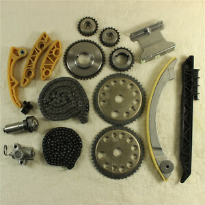 Ecotec Engine Timing Chain Kit W Balance Shaft Set L61 Gm 2 4l 2 0l 2 2l 00 11