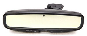 New Old Stock Oem Ford Explorer Rear View Mirror F67z 17700 Ba