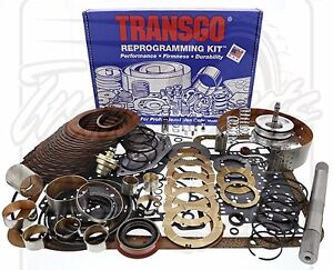 Ford C6 Raybestos Red Performance Deluxe Transmission Rebuild 4wd Filter 1976 96