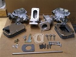 Triumph Tr7 Dual Weber 32 36 Dgev Conversion Kit P28 010 Weber Conversion