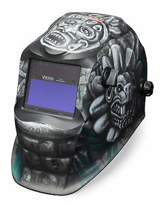 Lincoln Viking Aztec 1840 Welding Helmet K4175 3