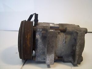 Ford Windstar 2003 Air Conditioning Compressor And Pully Oem