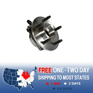 1 Front Hub Bearing For Assembly 2000 2001 2002 Ford Expedition 14mm 4x4 4wd