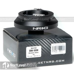 Nrg Steering Wheel Short Hub Adapter Civic 92 95 Eg Integra 94 01 Dc2 Srk 110h