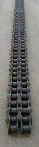 Union Roller Chain 100 2c Standard Riveted 1 1 4 Pitch 2 row 10 Ft