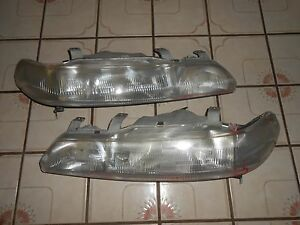 1990 1993 Acura Integra Jdm Stanley One Piece Headlights