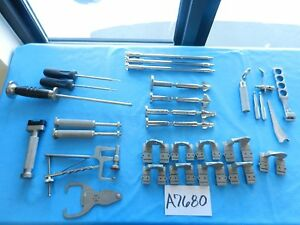 Orthofix Surgical Orthopedic Hip Instruments