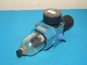Festo Lfr 1 4 s 5 Lfr14s5 Compressed Air Filter Regulator