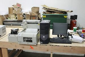 Excellent Cetac Quick trace M 6100 Mercury Analyzer With Pump Autosampler Nice