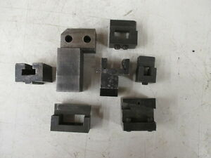 Hardinge Tool Holder Lot C20 C15 C10 C9 C5 Ahc 20 Asm15