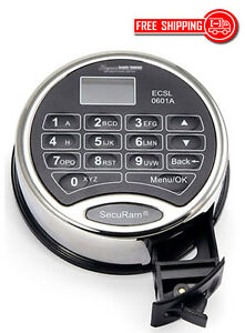 Securam L22 ii Keypad time Delay Supercode 30 Users Audit Trail Dual Control