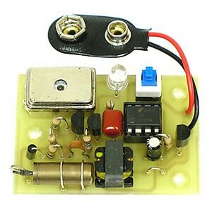 Kitsusa K 6986 Micro Geiger Counter Kit soldering Required