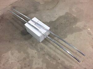 1940 s Cadillac Series 75 Side Hood Spear Trim Moulding For Hearse And Ambulance