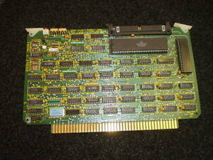 Data Precision D84 1001 Rev B Cpu Card Board
