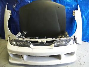 Jdm 94 01 Honda Integra Type R Front Nose Hid Cut Conversion Jdm B18c 115