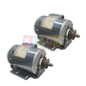 2pk Refurbished Huebsch Wascomat Speed Queen 32dg 32 Dg Dryer Motor 431325p