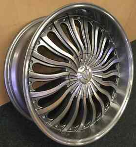20 Inch B24 Gm Rims And Tires Mustang Acura Tl Awd Charger Awd 300c Mustang