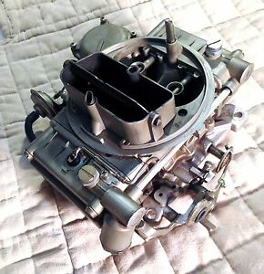 1966 Corvette Carburetor By Holley For A 300 350hp 327 Engine