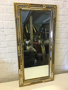 Possibly Vintage Gold Mirror From Lammerts St Louis Mo