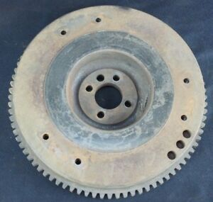 Nice Used Ih International Harvester Farmall Engine Cub Flywheel