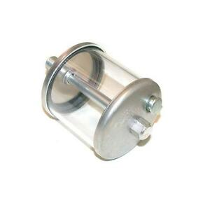 New Lube Devices R155 02 Glass Manual Oiler 1 4 Npt