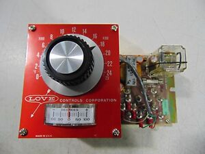 Love Controls Corporation Degree F Dial 10801
