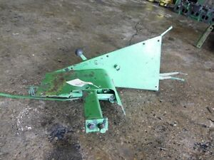 John Deere 4520 Side Console Assembly W All Levers Tag 970 Dk