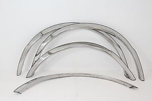 Fender Trim Stainless Steel Ftfd209 For Ford F 250 1987 1996