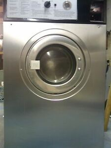 Wascomat 50lb Washer Gen 4 W184 3 Phase as Is