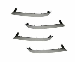 Oem Genuine F R L R Inside Door Handle Cover 4p For 06 07 08 09 10 Chevy Captiva