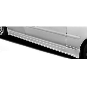 Kbd Body Kits Type S 2 Pc Polyurethane Side Skirts For Acura Tl 1996 1998