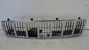 Jeep Commander 2009 Front End Grille Oem