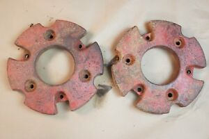 International Harvester Farmall Front Wheel Weights Ih Super A B C H M Mta Md Mv