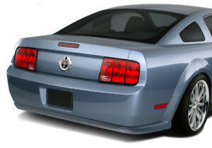 Kbd Body Kits Eleanor Style Polyurethane Rear Bumper Fits Ford Mustang 05 09